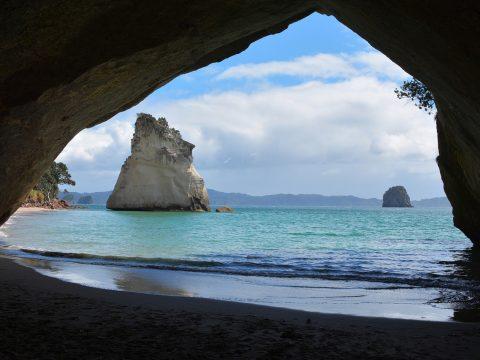 Nouvelle Zélande Cathedral Cove